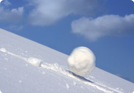 The Snow Ball effect